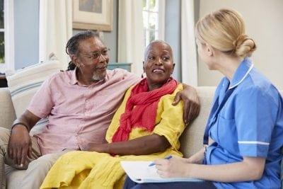 home nurse consultation